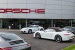 Click To Watch: Porsche Roundabout